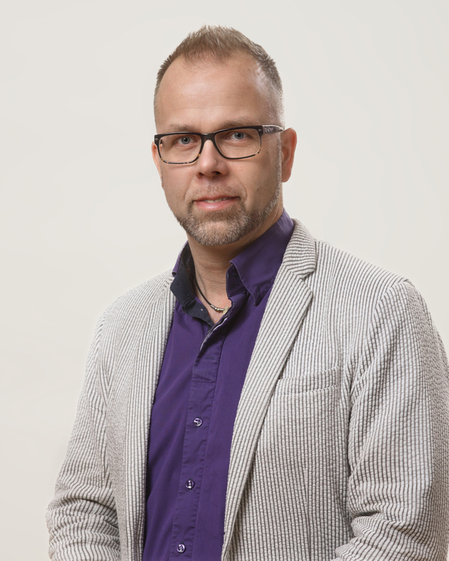 Photo of Pekka Lindqvist