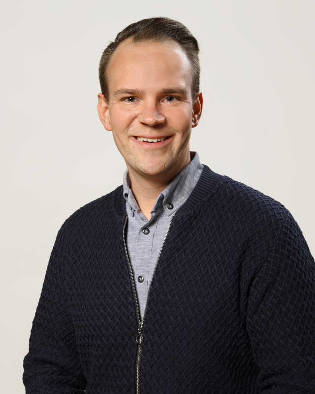 Photo of Andreas Lundell